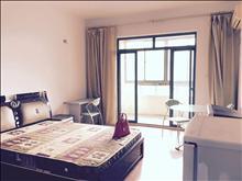 雍景湾1室1厅1卫名牌家私电器,拎包入住