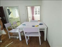 世茂东外滩 2500元月 2室1厅1卫 精装修 ,新房 首次出租