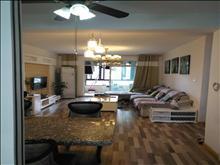 世茂东外滩 2300元月 2室2厅1卫 精装修 家电全齐,大型花园社区