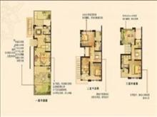 中心区,低于市场价,绿地21城e区 390万 4室2厅3卫 毛坯