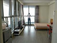 中寰广场 1600元月 1室1厅1卫 精装修 ,少有的低价出租