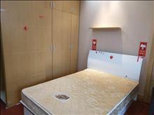 苏豪国际广场 1300元月 1室1厅1卫 精装修 可提包随时住