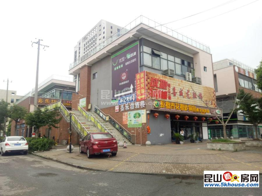 绿地东方医院住院部门口,纯一楼商铺,单价19000元