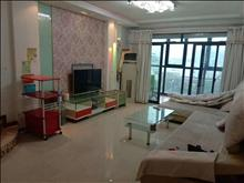 雍景湾 3000元月 3室2厅2卫 豪华装修 ,楼层好,有匙即看