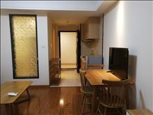 昆山万达广场单身公寓,可办公,可租住