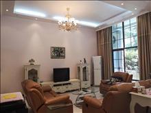 a区中间套精装全送带地暖毛坯价、客厅挑高设计、南花园、整个小区仅此一套