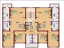 富阳新村 240万 3室2厅2卫 毛坯 ,难找的好房子