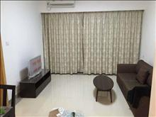 昆城景苑 3500元月 2室2厅2卫 豪华装修 ,家具电器齐全,有匙