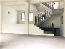 周庄(凌湖随园)联排别墅,地上三层,带地下室,送花园100平
