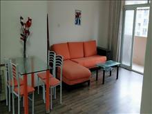 干净整洁,随时入住,心泊荷花苑 1800元月 2室2厅1卫 精装修