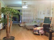 新城域花园 2300元月 3室1厅1卫 精装修 ,家具家电齐全,急租