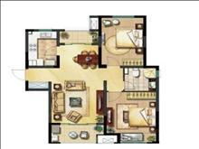 安静小区,低价出租,心泊梅花苑 2050元月 3室2厅1卫 精装修