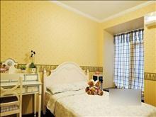 昆山城东世茂东外滩,三房出租,租金2500,保养九成新,很干净