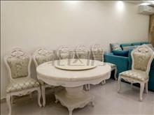 颐景园 2100元月 2室2厅1卫 精装修 ,家具家电齐全黄金楼层