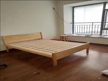 富力湾 1500元月 1室2厅1卫 精装修 小区安静,低价出租