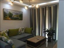 世茂东外滩租客刚搬走,房东年底着急出租,人特别好说话,价格可以谈