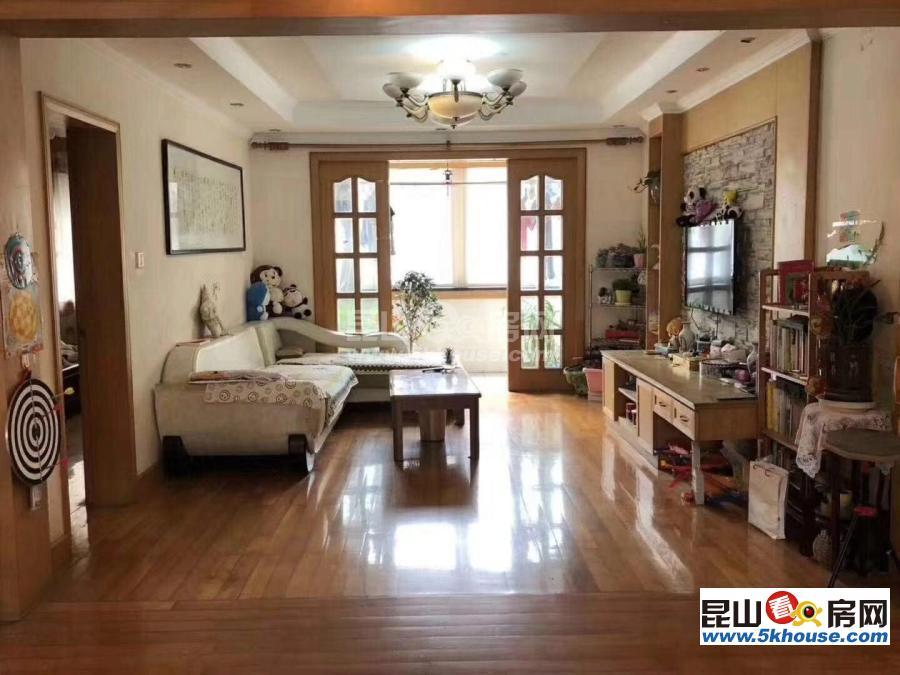 千灯裕花园 145万 3室2厅2卫 精装修 业主诚售, 高性价比