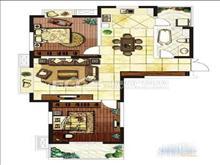 汇景公寓 170万 2室2厅1卫 精装修 超好的地段,住家舒适