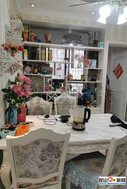 十万火急 低价出租,汉浦新村 2700元月 3室2厅2卫 精装修 有大车库 拎包入住