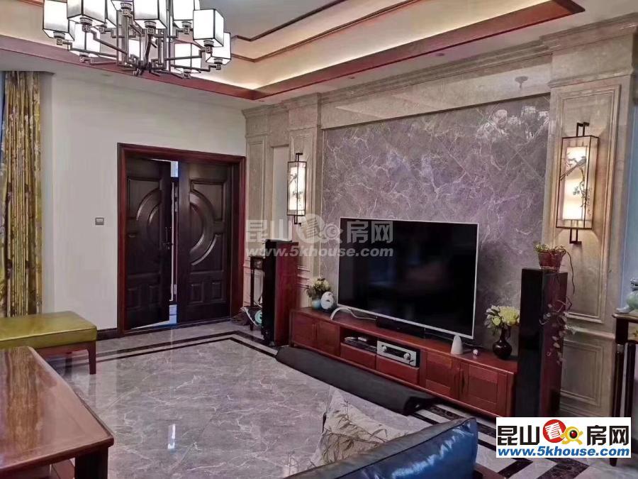 娄江双学区,伯爵大地 140平米370万 3室2厅2卫 豪华装修