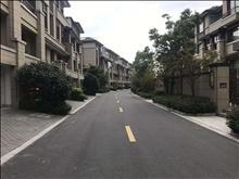 锦溪高端别墅区,岛尚联排中间套,三房朝南,满两年,可随时看房