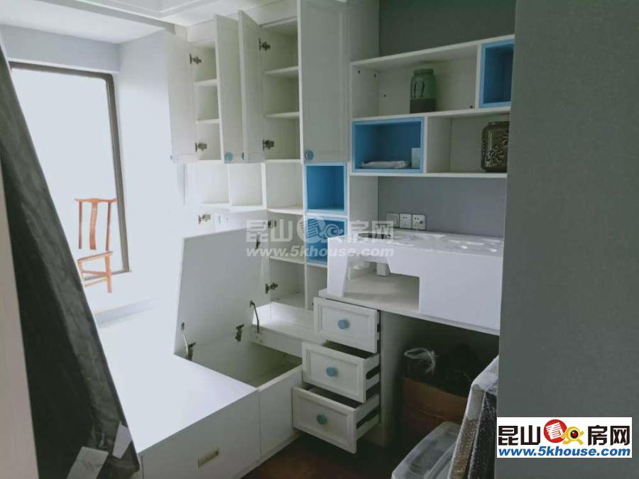 笋盘优质房源,江南理想 430万 3室2厅2卫 精装修