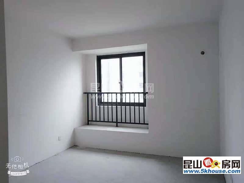 好位置好房子碧悦湾 122万 2室2厅1卫 毛坯 全新送家电