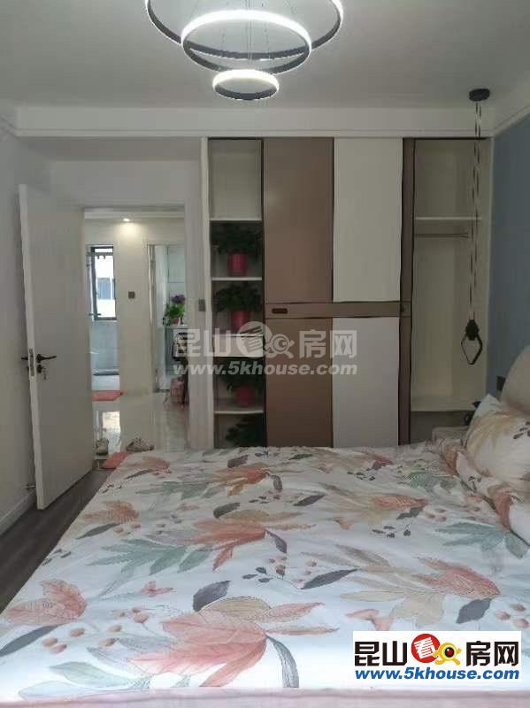 又好又便宜的房子哪里找?祝家厍新村 208万 3室2厅1卫 精装修