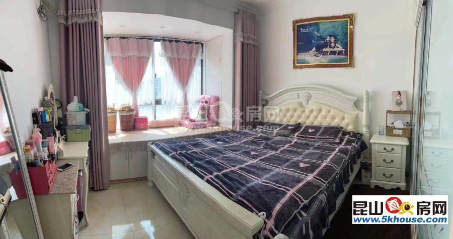 花桥裕花园 2800元月 3室2厅1卫,3室2厅1卫 豪华装修 ,楼层佳,看房方便