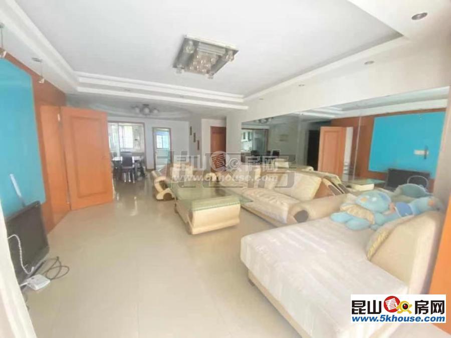 罗马假日 269万 3室2厅2卫 精装修 业主诚售, 高性价比