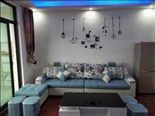 国际城市花园 2500元月 2室1厅1卫, 精装修 ,南北通透,正规好房型出租