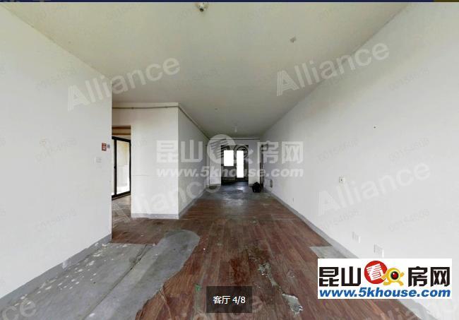 花园小区询盘诚售,碧悦湾 150万 3室2厅2卫 毛坯