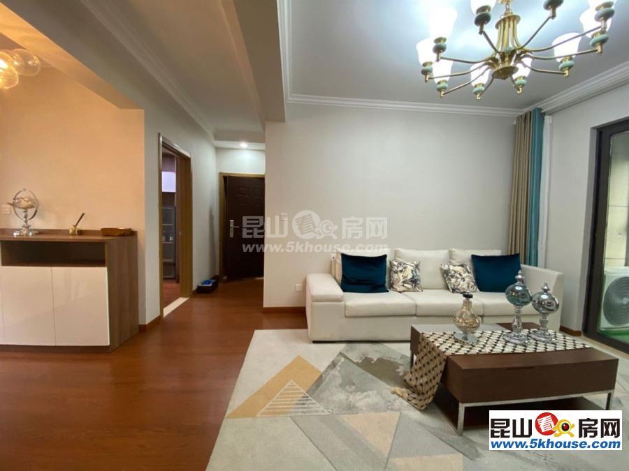 濱江裕花園 150萬 3室2廳1衛 精裝修,現在出售