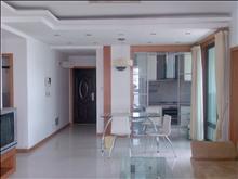 业主狂甩超低价,滨江裕花园 132万 2室2厅1卫 精装修