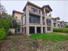 富力湾独栋别墅,毛坯满5年,四面花园150平,急售680万