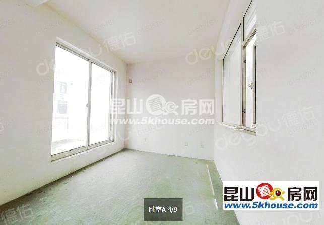 国际华城378万4室2厅3卫毛坯,舒适,视野开阔