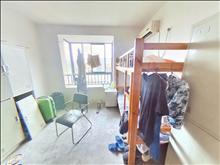 整租国际华城 2室2厅南北通透两房,两个房间都比较大,户型不错的