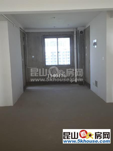 舜江碧水豪園 115萬 3室2廳1衛 毛坯 ,住家毛坯 有鑰匙帶您看