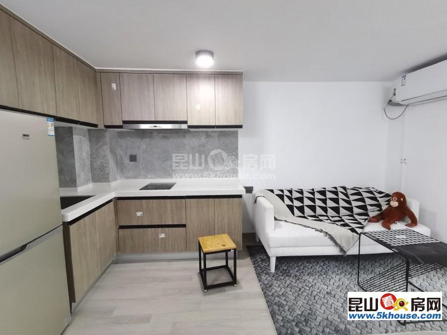 现房出售越洋国际开发商一手新房两房近11号地铁50米