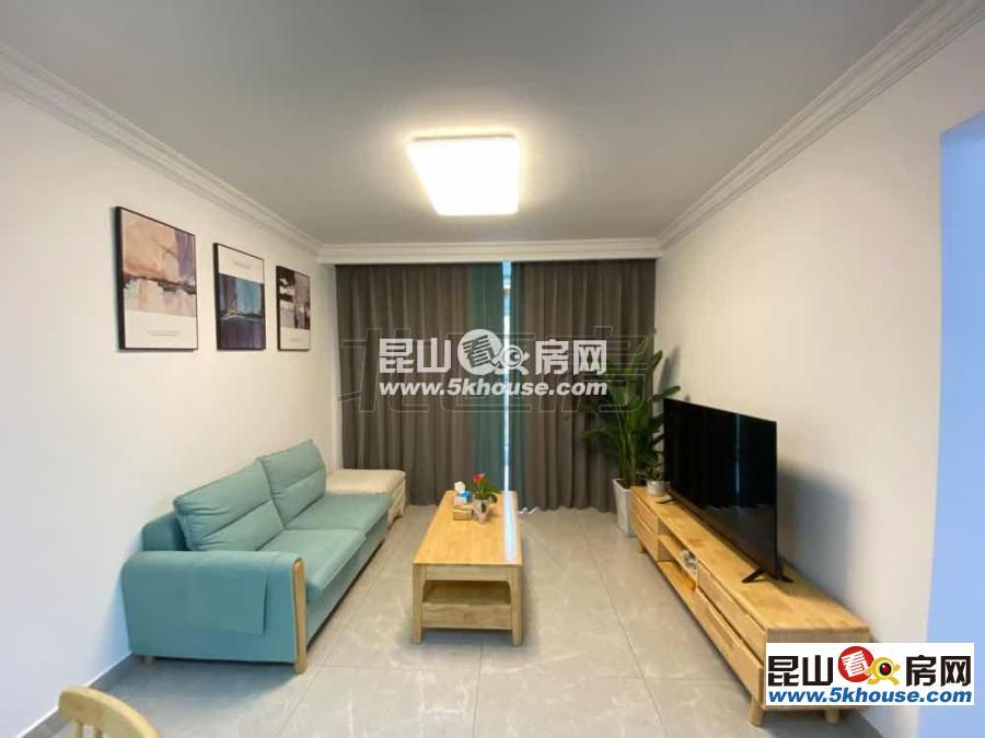 张浦裕花园 110万 3室2厅1卫 精装修 隆重出售,快快抢购
