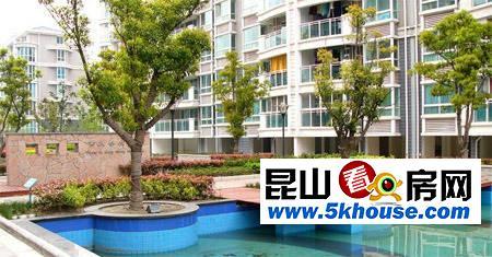 国际学校旁常发香城名园精装3房2700出租 近昆城广场 高铁站