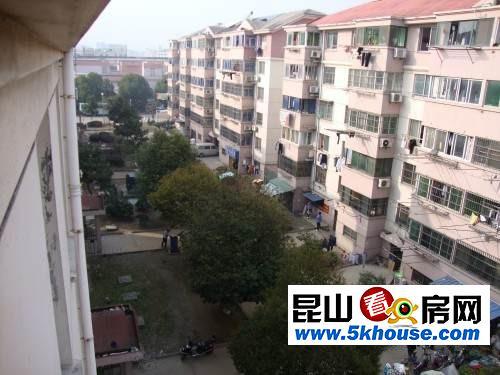 稀缺优质房源,中华园 117万 3室1厅1卫 毛坯 中间楼层  诚心急售