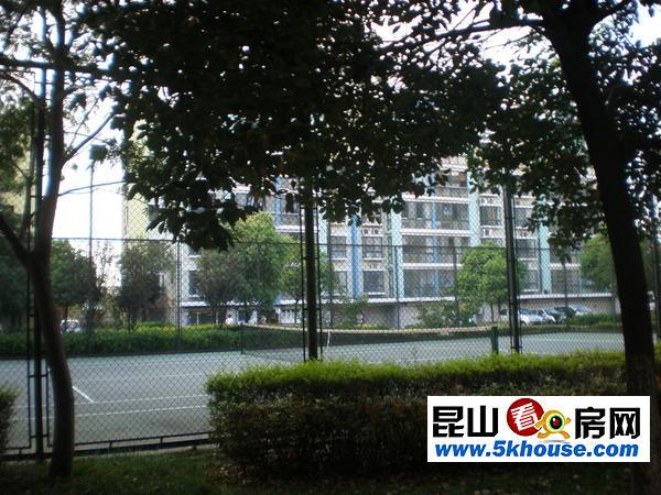 长江绿岛 140万 3室2厅2卫 毛坯 成熟社区,交通便利,有钥匙