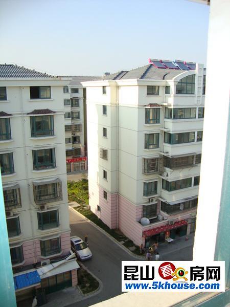 城西阳澄湖畔 湖滨花园 84平售128万2室2厅毛坯带学位诚心出售