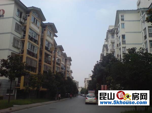 娄邑小区 260万 3室1厅1卫 边套,南北通透 安静 看园景 视野开阔