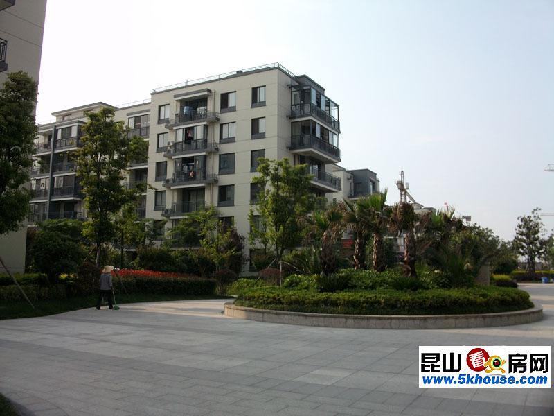 昆山实小和二中时代文化家园 206万 2室2厅1卫 精装修 ,首选