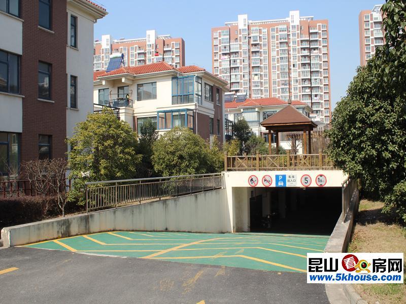 花桥国际华城 地铁站2室2厅155万 南北通透中装全配 超好的地段
