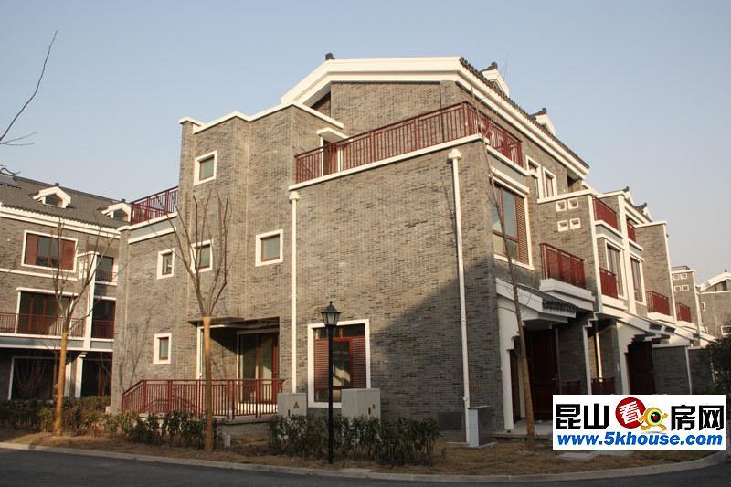 忆江南,联排别墅237平,花园大,东边套,位置好,诚心出售