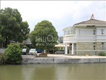 市区亭林山脚下,峰水佳苑临河,占地550平米,尽显高贵品质