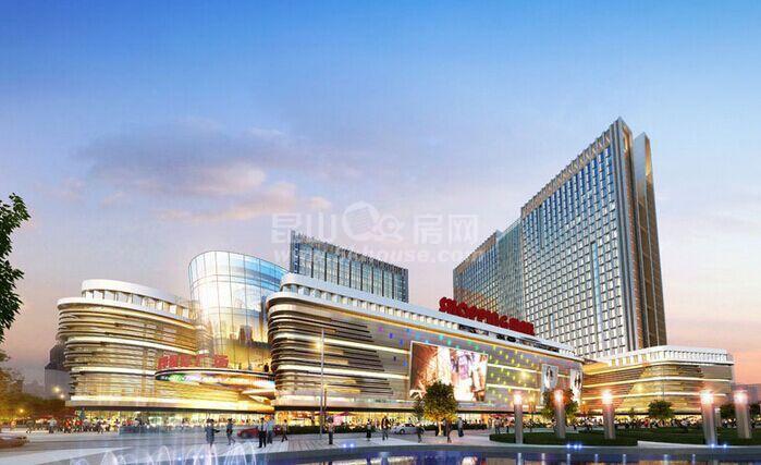 弥敦城 昆山地标商业中心 国内外超一线品牌入住